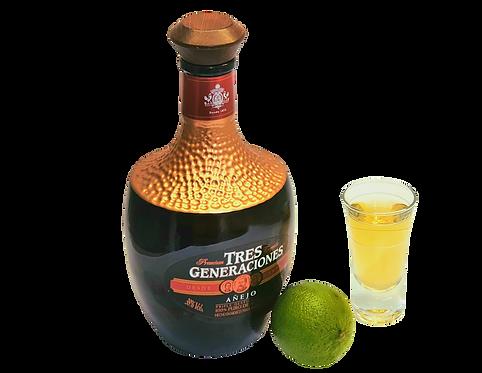Tequila Tres Generaciones añejo