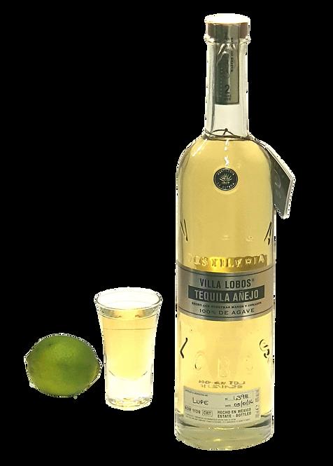 Tequila Villa lobos añejo