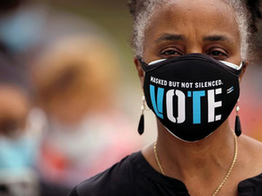 Could black voters who sat out in 2016 determine the next U.S. president?