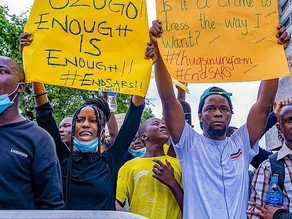 #ENDSARS – The hashtag capturing a million voices for Nigeria