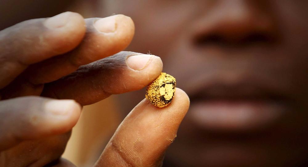 Congo Gold