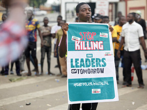 Lagos locked down after protesters fired on, president urges calm