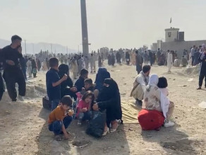 12 people dead at Afghan airport and Raab called to resign after being 'too busy' on holiday