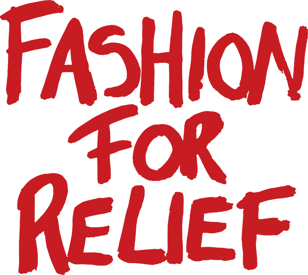 fashion for relief Naomi Campbell
