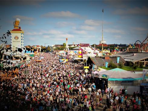 Oktoberfest 2019: Get Ready, Get Set and Go, Go, Go