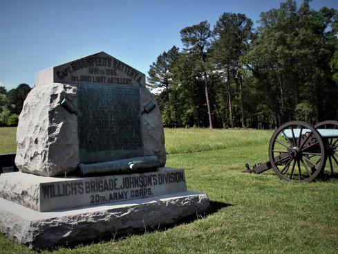 Chickamauga Battlefield Fort Oglethorpe, Georgia