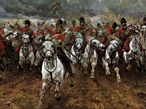 Thank You Mr. Tennyson: The Charge of the Light Brigade