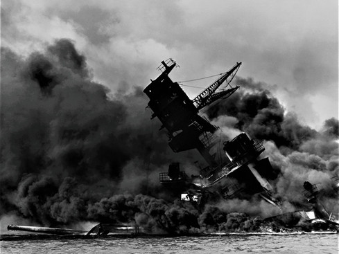 Pearl Harbor Day - 10 Easy to Remember Facts about a Date Which Will Live in Infamy