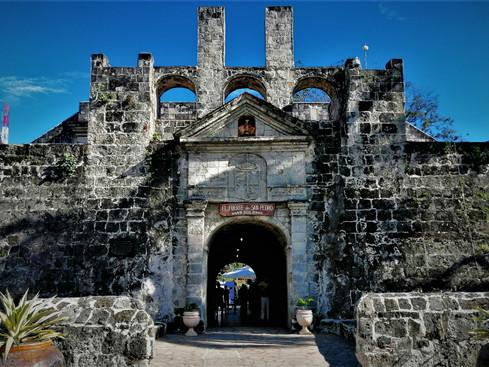 Fort San Pedro: Walking in the Footsteps of Spanish Navigator Explorer Miguel Legazpi