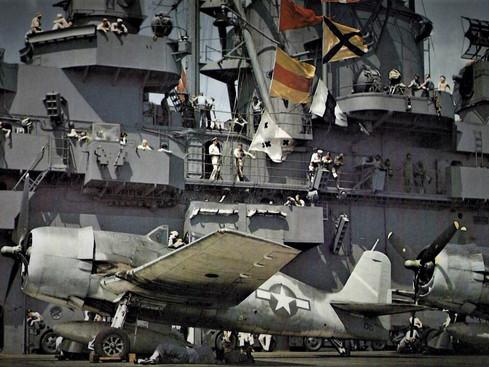 Charleston, South Carolina: CV-10 The USS Yorktown Patriots Point Mount Pleasant, SC