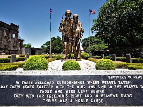"The Philippines: Corregidor ""Just Off the Beaten Path"""