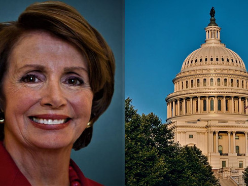 Nancy Pelosi and Her Democratic Allies Seek a $4500 Pay Raise While Only Giving Military E-1's $576