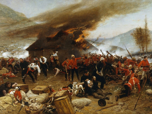 A Time for Heroes: The Battle of Rorke's Drift 1879
