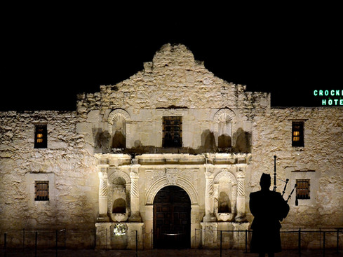 Take a Trip Back in Time Remembering the Battle of the Alamo