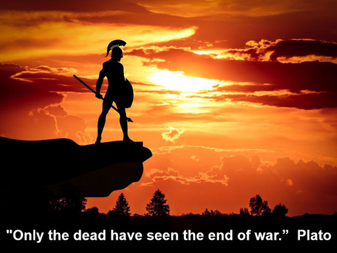 10 War Quotes that Make You Think
