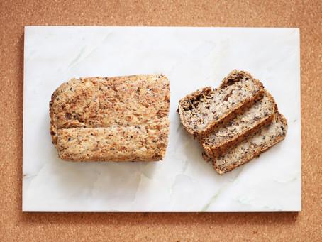 GLUTEN & YEAST FREE BREAD