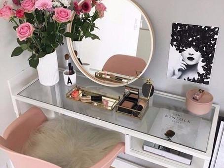 Grey & Pink Decor Ideas | Anno Rosa