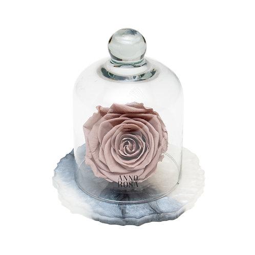 MARBLE BELLE SINGLE INFINITY ROSE - MINK