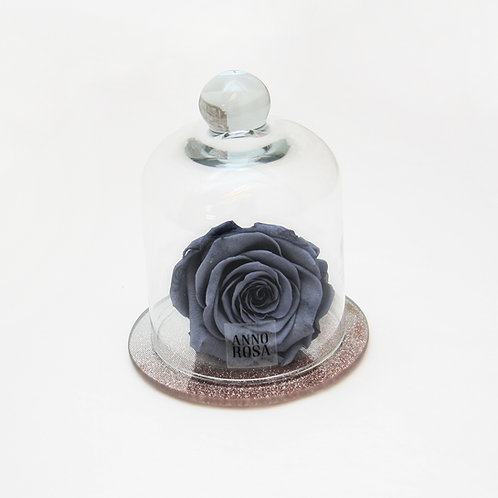 Grey Eternity Rose that lasts for a year