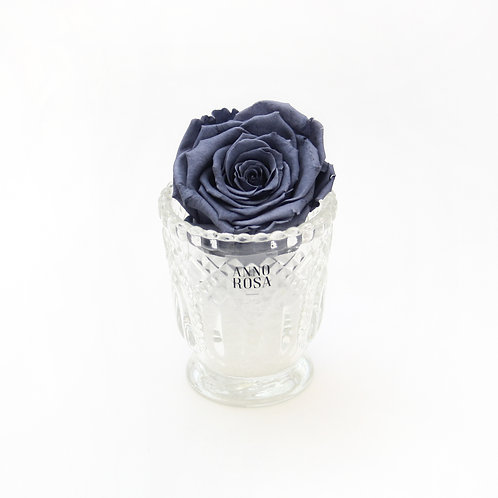 Grey Eternity Rose That Lasts a Year