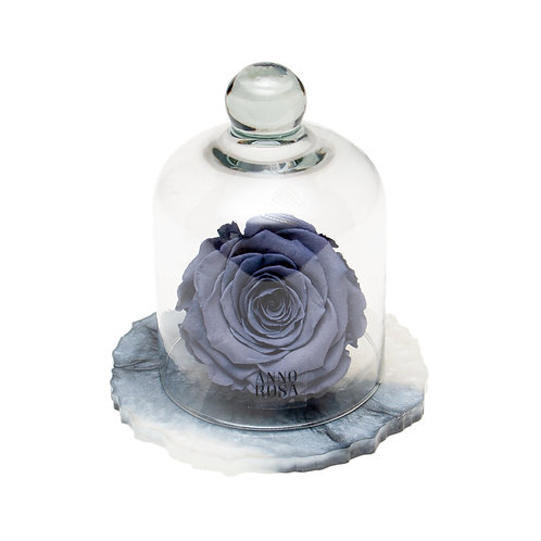 MARBLE BELLE SINGLE INFINITY ROSE - GREY