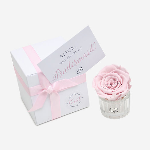 Bridesmaid Gift - Year Lasting Rose