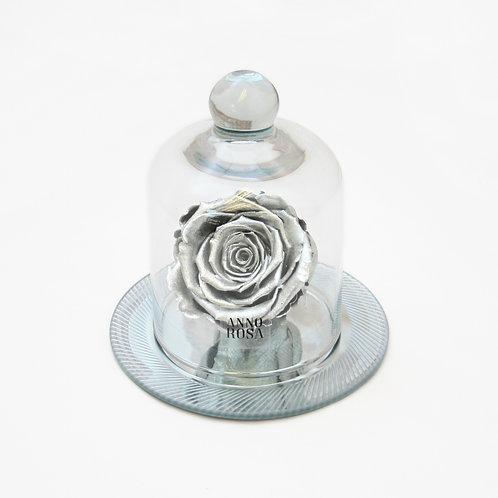 Silver Eternal Rose