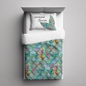 mermaid bedding mermaid bedroom bedroom interior bedroom design interior design home decor interior design