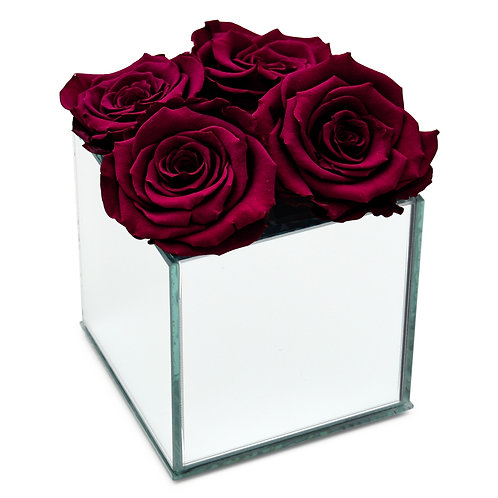 INFINITY ROSE BOX - WINE