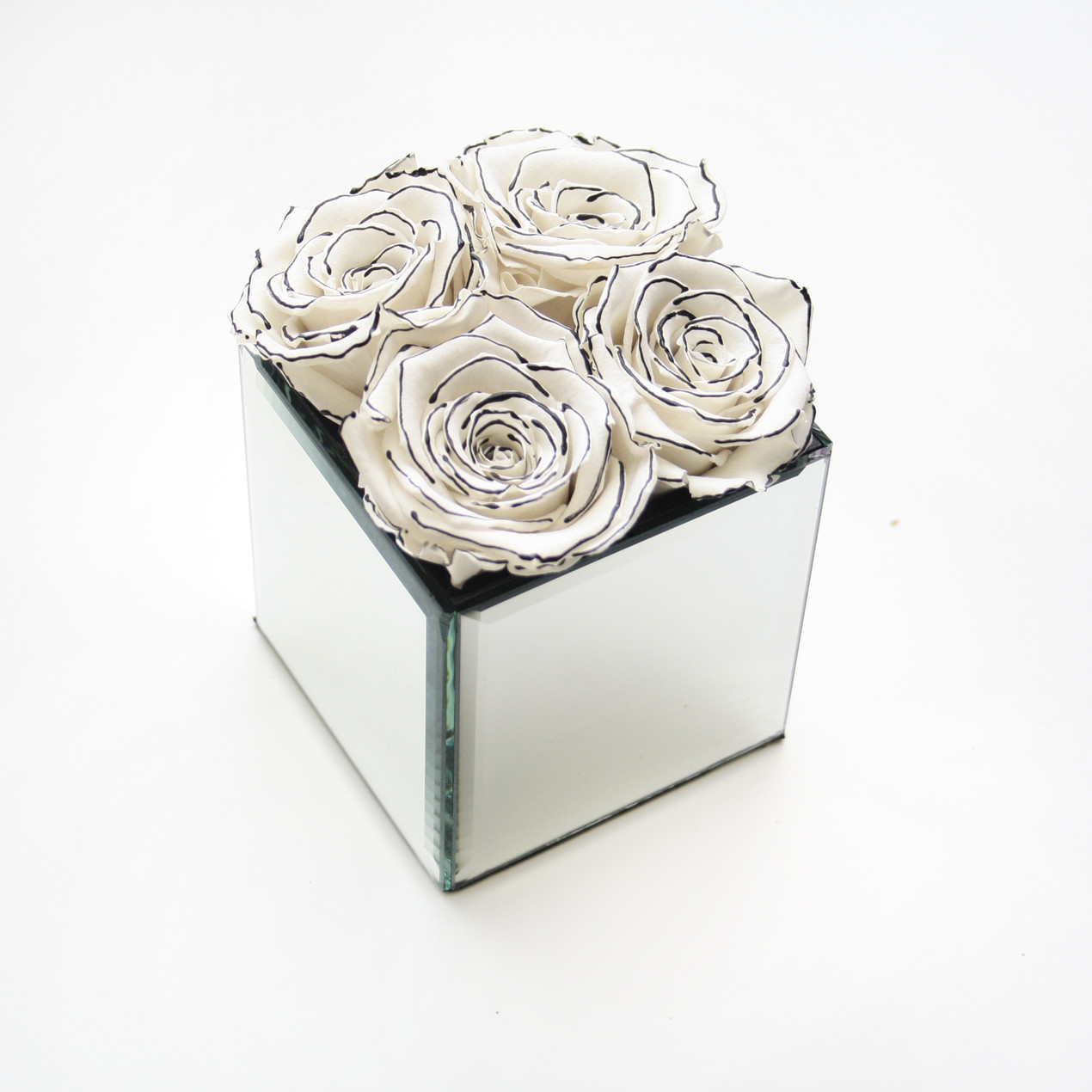 preserved roses year long roses forever rose mirrored cube stye chic interior classy home classy interior classy bedroom sparkle bedroom bedroom inspo home design home interior home inspo bedroom inspo house is a home home is where the heart is