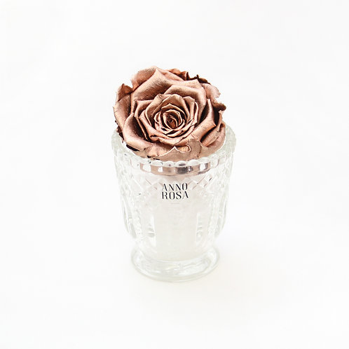 Rose Gold Eternity Rose That Lasts a Year