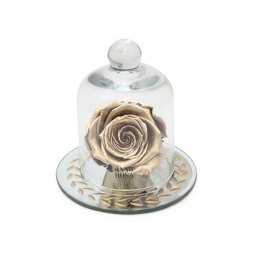 VINTAGE BELLE SINGLE INFINITY ROSE - GOLD