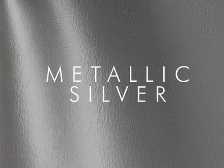 Metallic Silver Rose | Anno Rosa