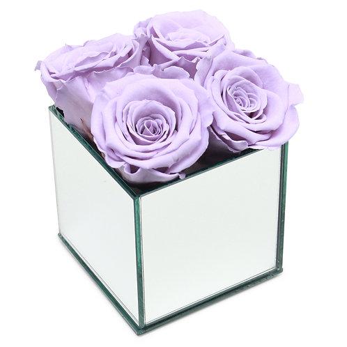 INFINITY ROSE BOX - LILAC