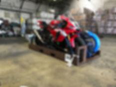 Full Throttle Transport Track Day.