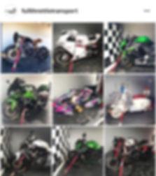 Full ThrottleTransport Motobike Delivery Photos