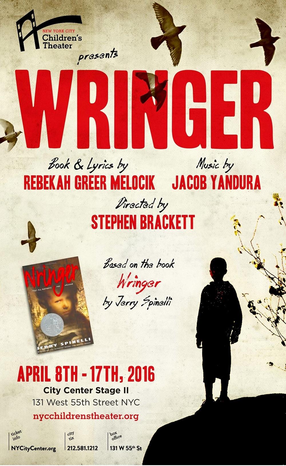 WRINGER poster