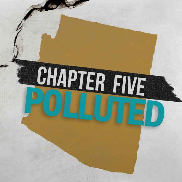 Chapter Five: Polluted