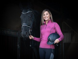 The importance of lifestyle photography in country and equestrian fashion industry