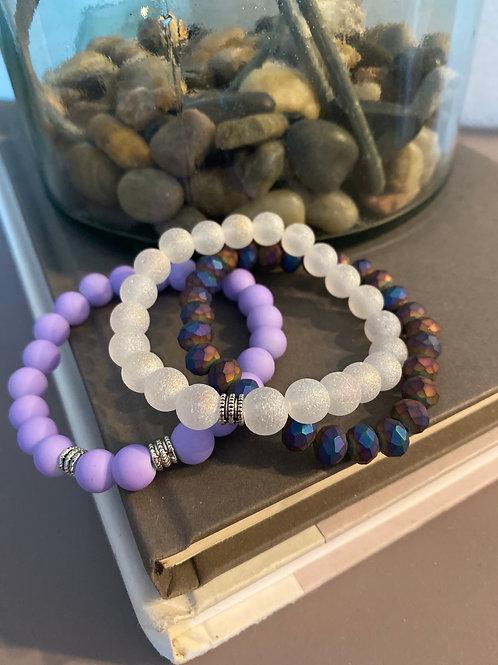 EMBRACE Action Women's Bracelet Set