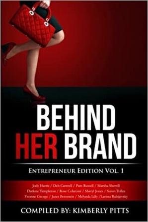 """Behind Her Brand"""