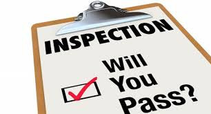 Covid 19 & Internal inspections