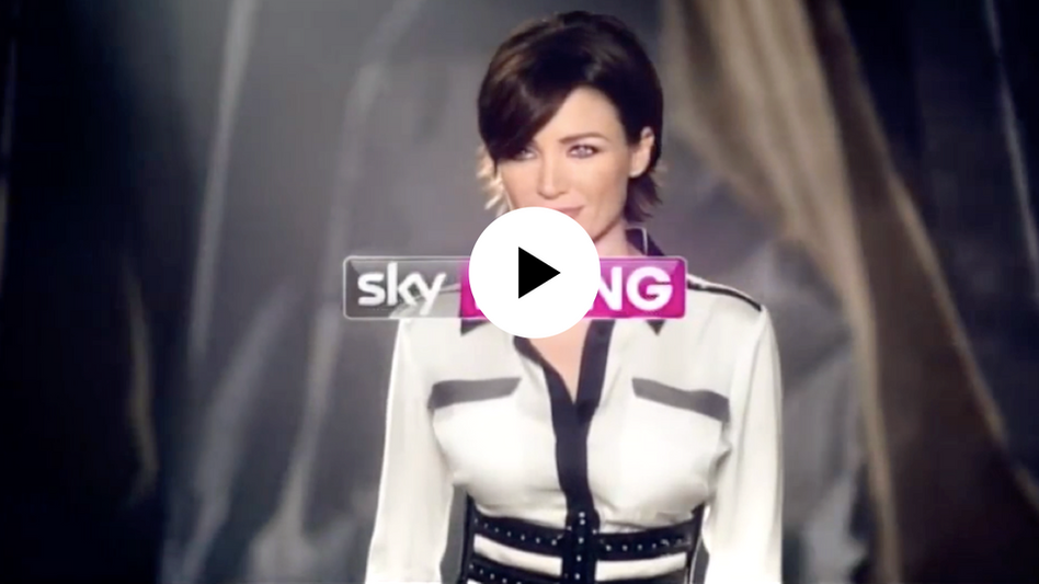 TV Continuity / Sky Living HD