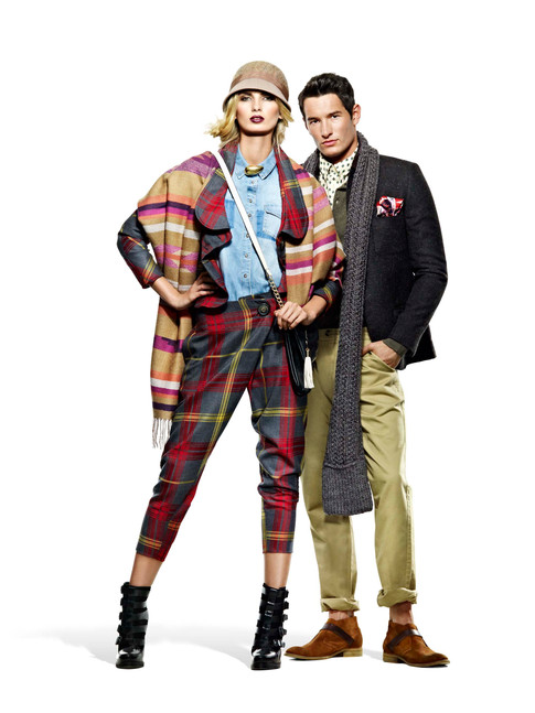 AW12 Style Your Life - Print Campaign - St David's Cardiff