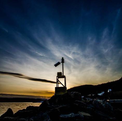 Signal sunset