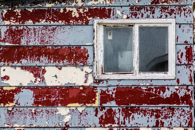 Weathered Shed