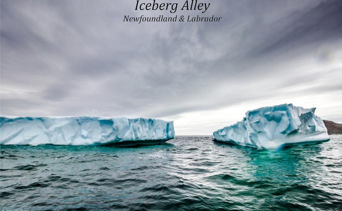 Iceberg Alley Quipon Island