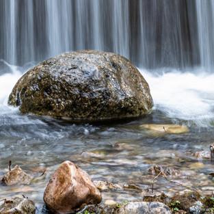 Flooding rock