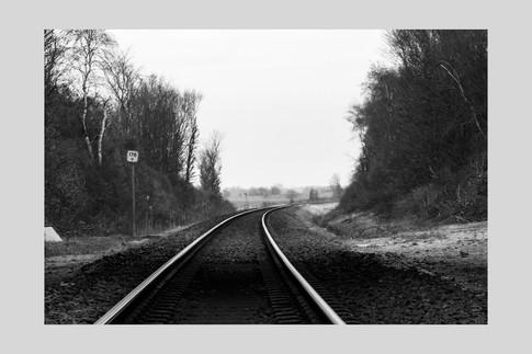 Tracks to no where