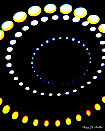 Ring of lights